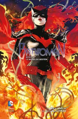 Batwoman (Lion) 3