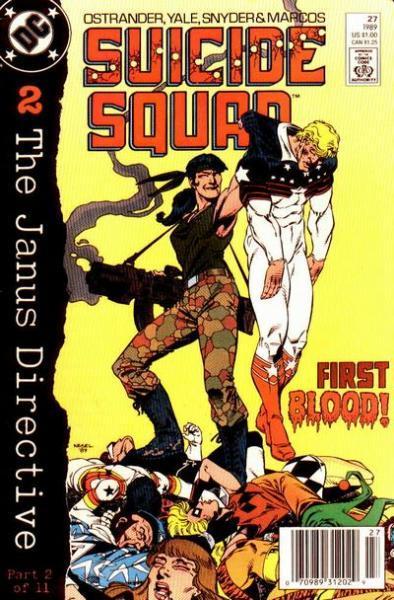 Suicide Squad 27 Scattermove