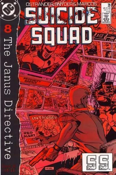 Suicide Squad 29 Heavy Squad