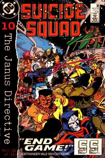 Suicide Squad 30 Endgame