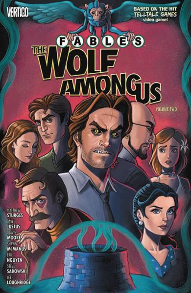 Fables: The Wolf Among Us INT 2 Volume Two