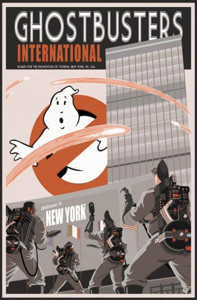 Ghostbusters International INT 1 Volume 1
