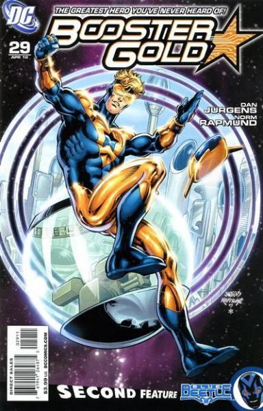 Booster Gold A29 The Tomorrow Memory, Part Two