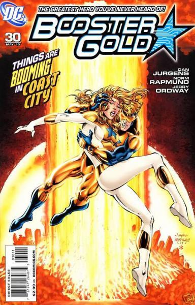 Booster Gold A30 The Tomorrow Memory, Part Three