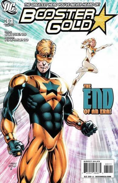 Booster Gold A31 The Tomorrow Memory, Epilogue