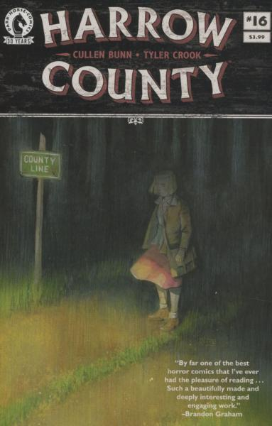 Harrow County 16 Issue #16