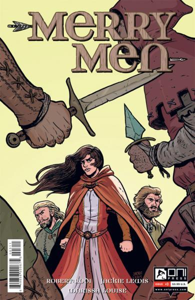 Merry Men 3 Issue #3