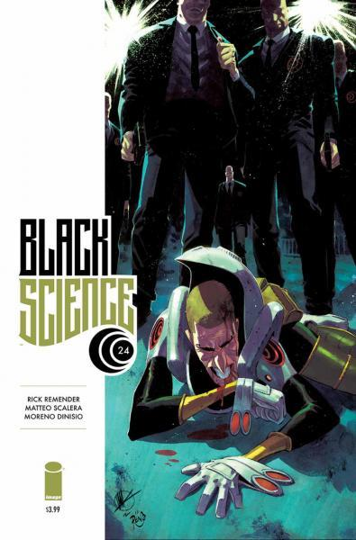 Black Science 24 Issue #24