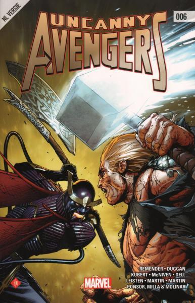 Uncanny Avengers (Standaard) 6