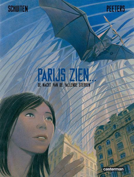 Parijs zien... 2