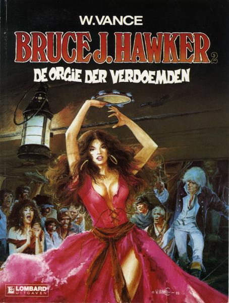 Bruce J. Hawker 2 De orgie der verdoemden