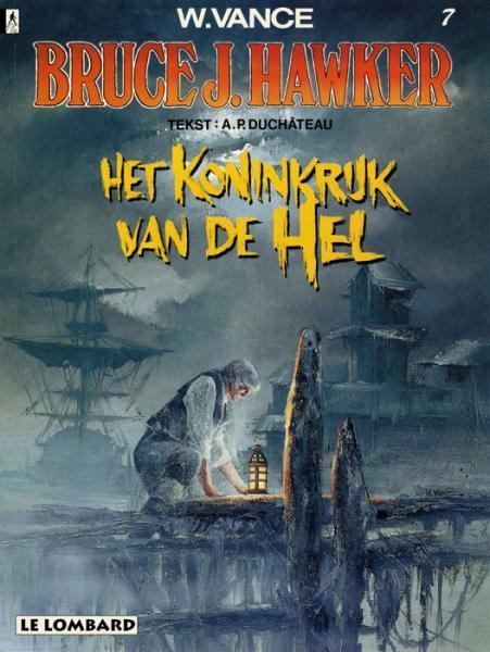 Bruce J. Hawker 7 Het koninkrijk van de hel