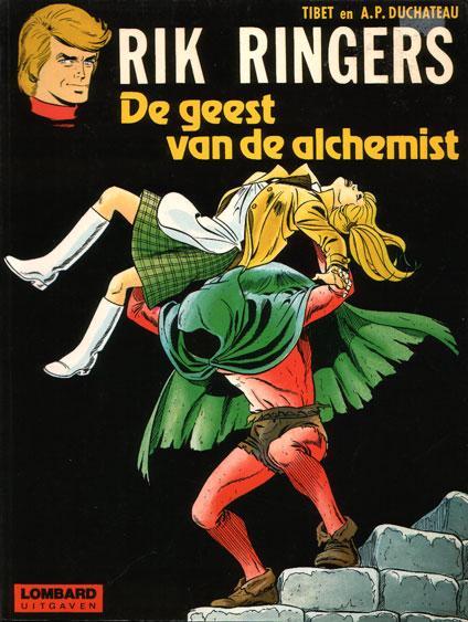 Rik Ringers 30 De geest van de alchemist