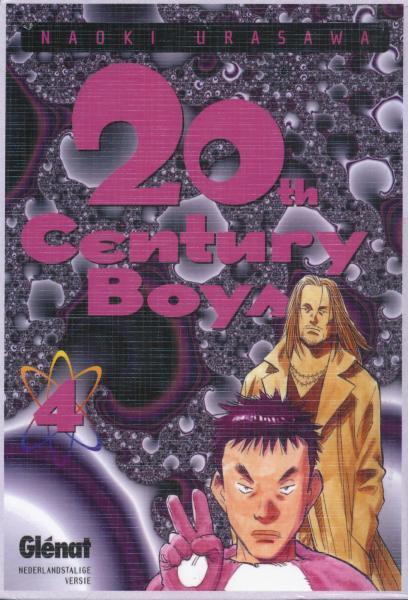 20th Century Boys 4 Deel 4
