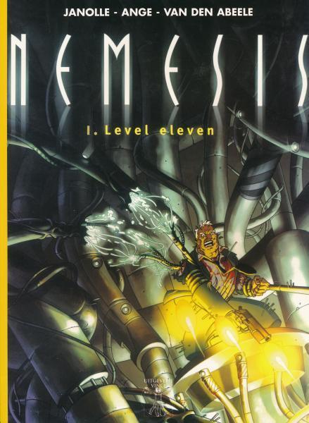 Nemesis (Janolle) 1 Level eleven