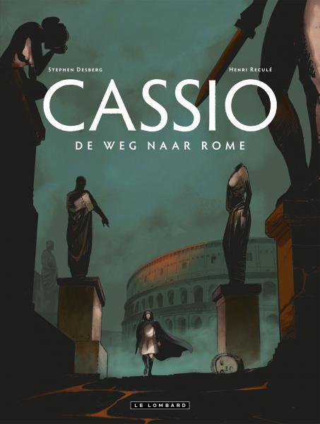 Cassio 5 De weg naar Rome