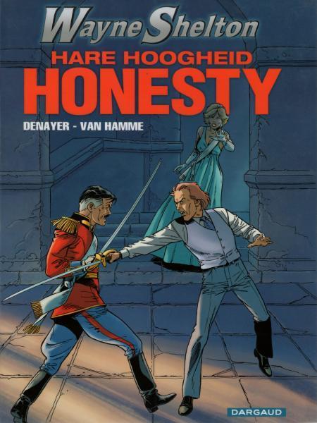 Wayne Shelton 9 Hare hoogheid Honesty