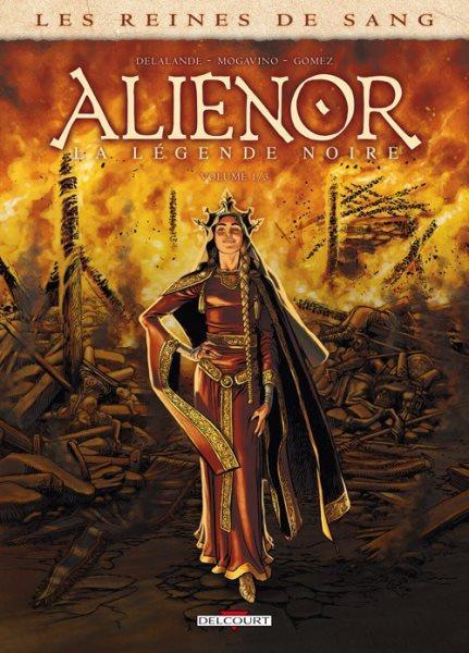 Eleonora, de zwarte legende 1 Alienor, la légende noire - 1