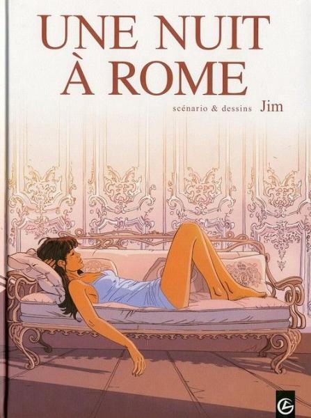 Een nacht in Rome 1 Tome 1