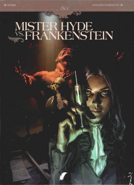 Mister Hyde vs. Frankenstein 2 De val van het Huis Jekyll