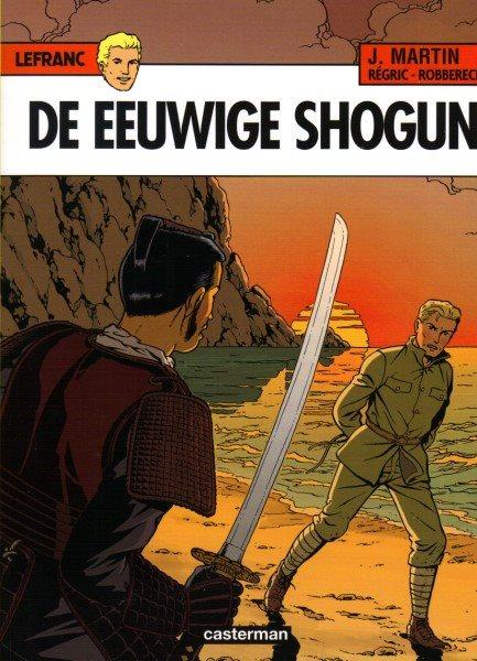 Lefranc 23 De eeuwige shogun