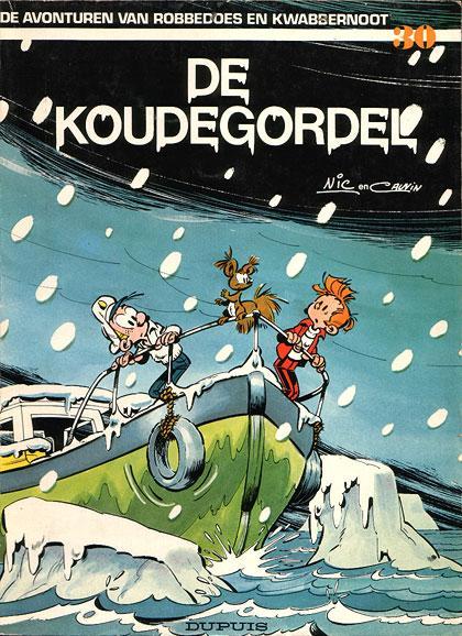 Robbedoes en Kwabbernoot 30 De koudegordel