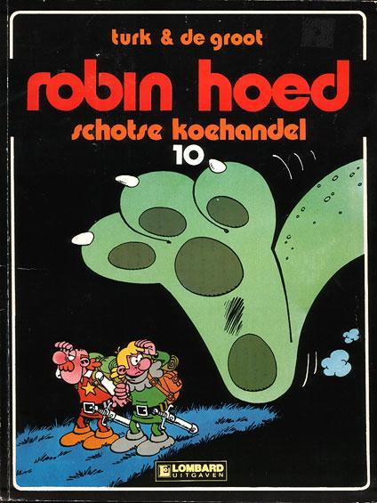 Robin Hoed 10 Schotse koehandel