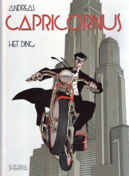Capricornus 1 Het ding