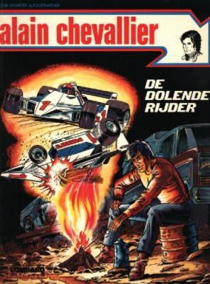 Alain Chevallier A5 De dolende rijder