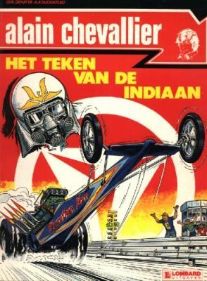 Alain Chevallier A7 Het teken van de indiaan