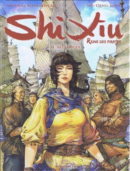 Shi Xiu 2 Alliances