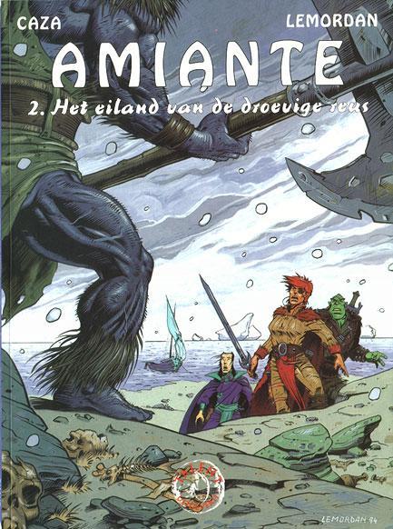 Amiante 2 Het eiland van de droevige reus