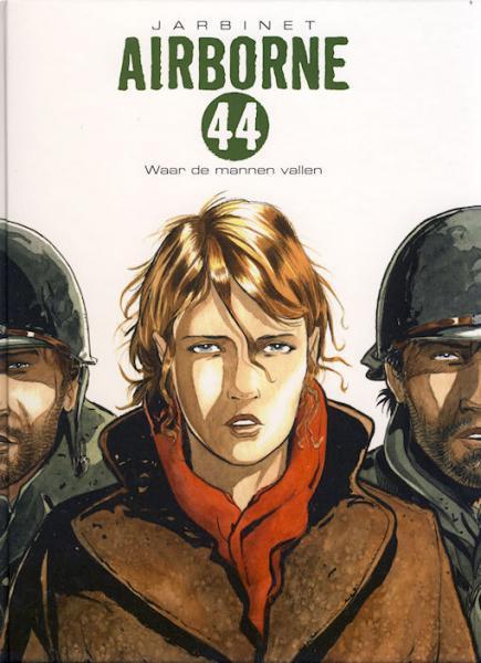 Airborne 44 1 Waar de mannen vallen