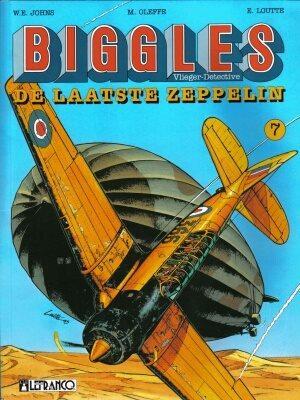 Biggles 7 De laatste Zeppelin