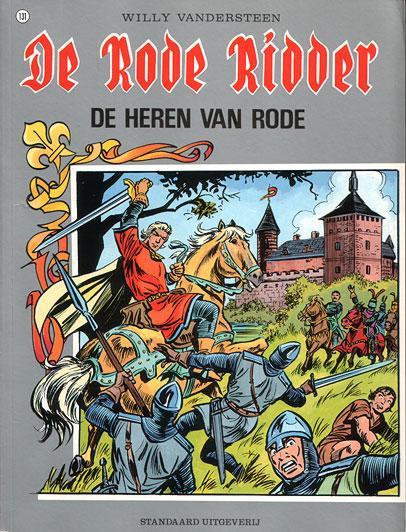 De Rode Ridder 131 De heren van Rode