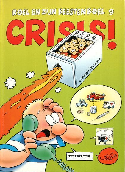 Roel en zijn Beestenboel A9 Crisis!