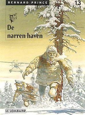 Bernard Prince 13 De narren-haven