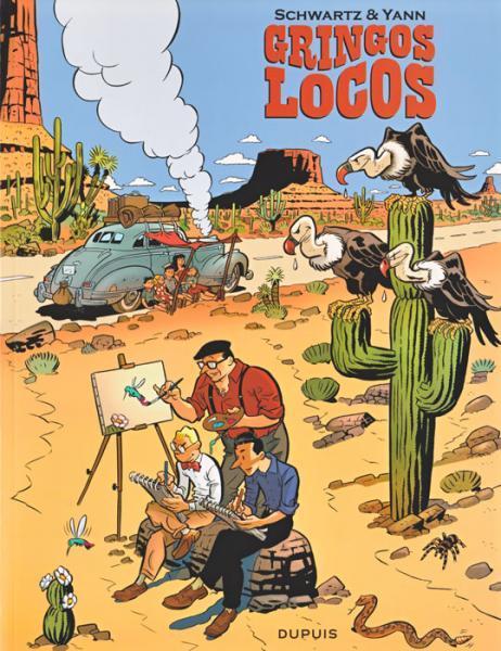 Gringos locos 1 Gringos Locos