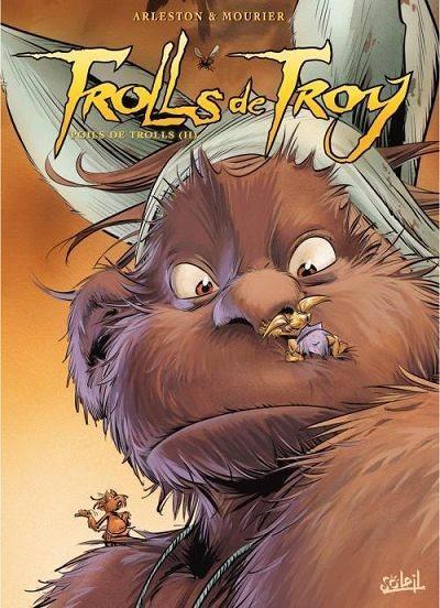Trollen van Troy 16 Poils de trolls