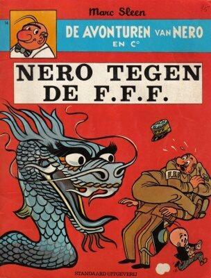 Nero 14 Nero tegen de F.F.F.
