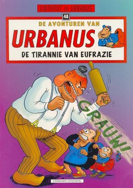 Urbanus 48 De tirannie van Eufrazie