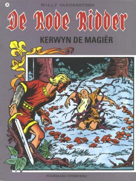De Rode Ridder 20 Kerwyn de magiër