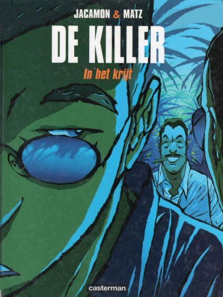 De killer 3 In het krijt