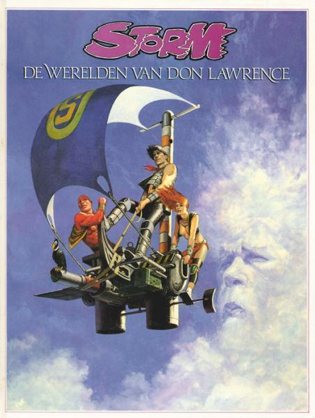 De werelden van Don Lawrence 1 Storm