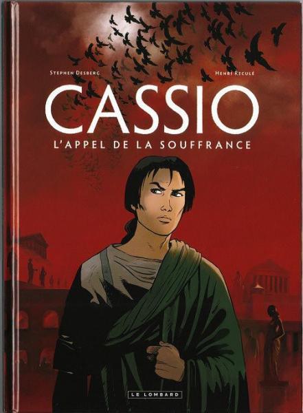 Cassio 6 L'appel de la souffrance