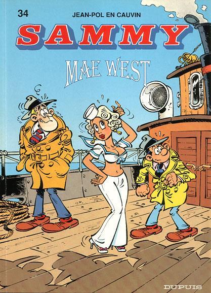 Sammy 34 Mae West