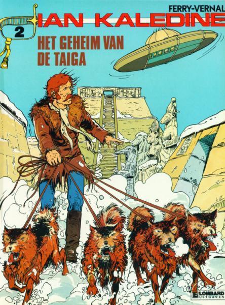 Ian Kaledine 2 Het geheim van de Taiga