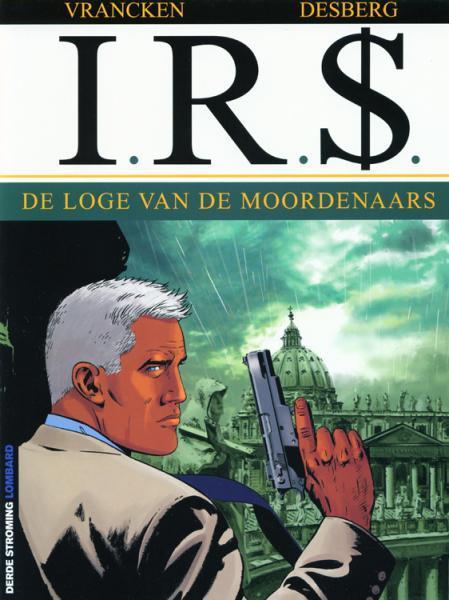 I.R.$. 10 De loge van de moordenaars