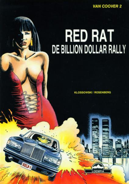 Van Coover 2 Red Rat de billion dollar rally