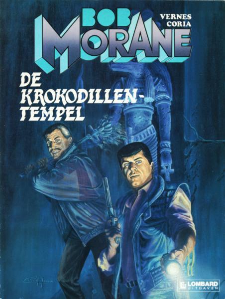 Bob Morane (Lombard/Helmond) 23 De krokodillentempel